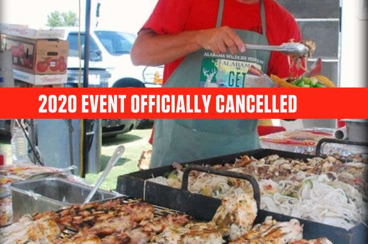 2020 Event Cancelled
