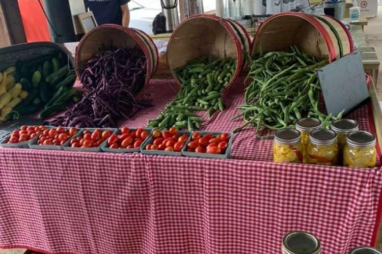 Tomato Athens Market