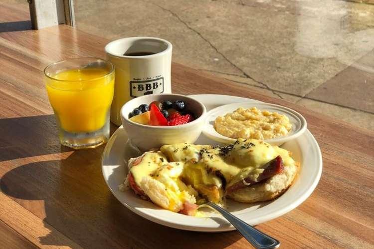 Big Bad Breakfast 1