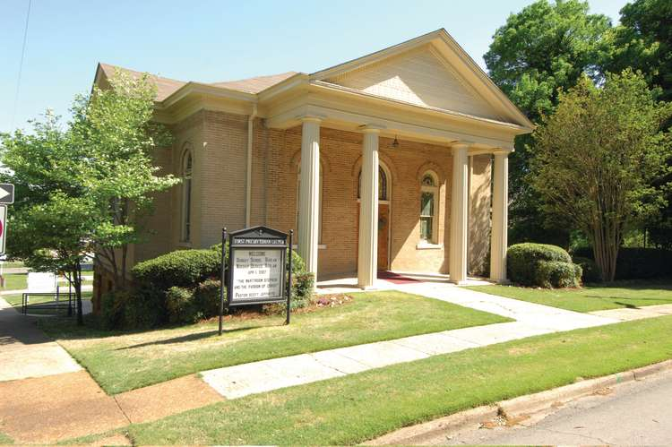 First Presbyterian Church of Guntersville
