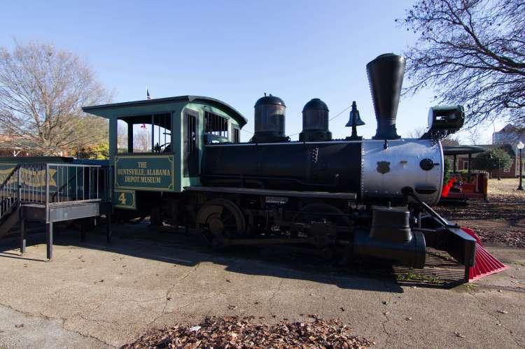 Huntsville Train 1