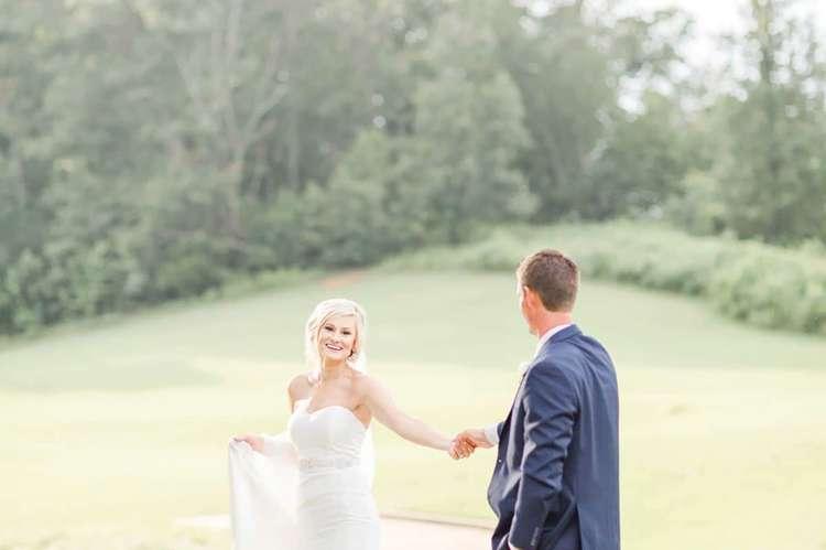 Hampton Cove Wedding