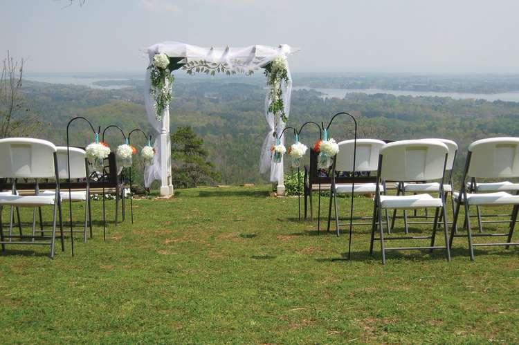 Wedding at the Secret B&B