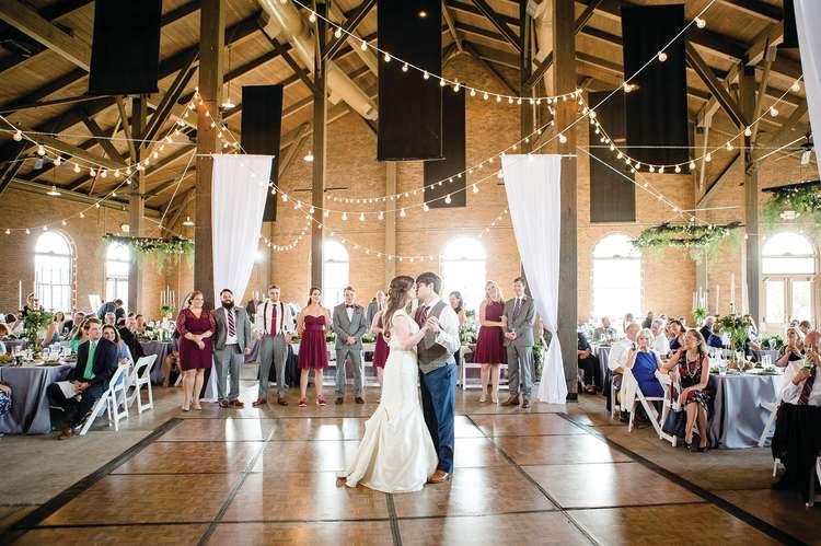 Round House Wedding