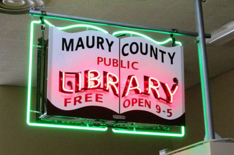 Maury County Library
