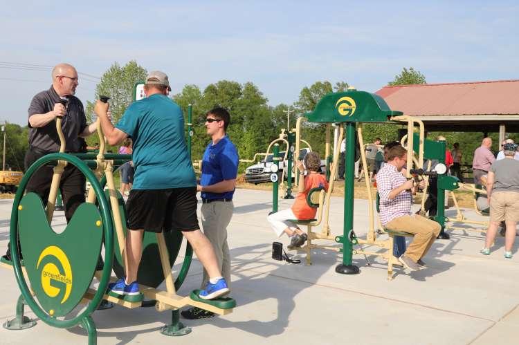 Fairview Park Fitness Zone
