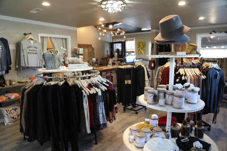 Twig Boutique Interior