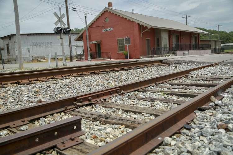Scottsboro Tracks