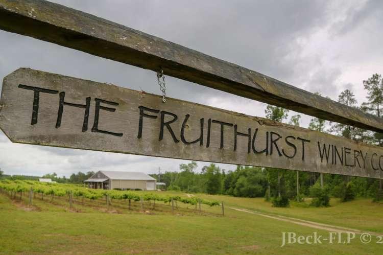 Entrance Fruithurst