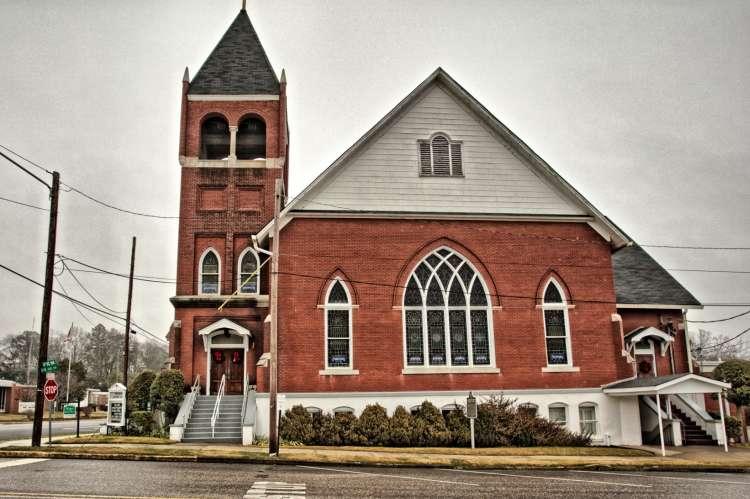 First United Methodist Church of Attalla