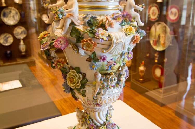Vase at Burrow