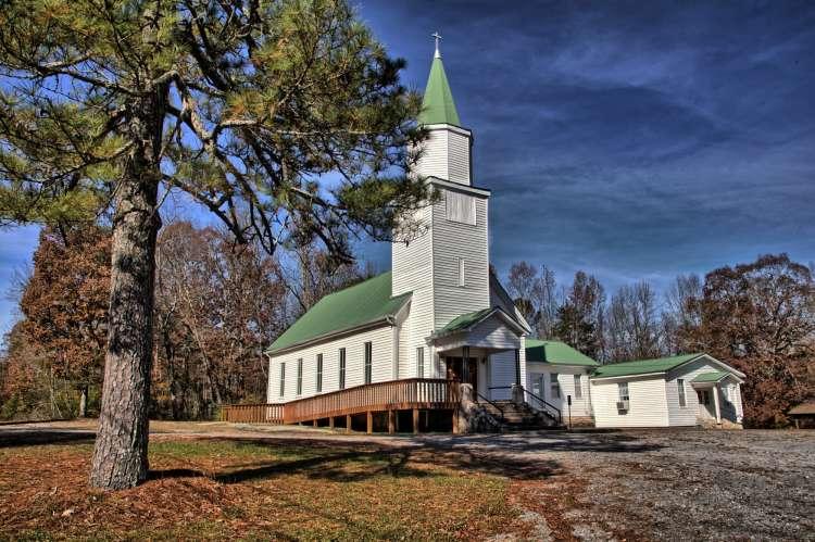 Mentone United Methodist 1