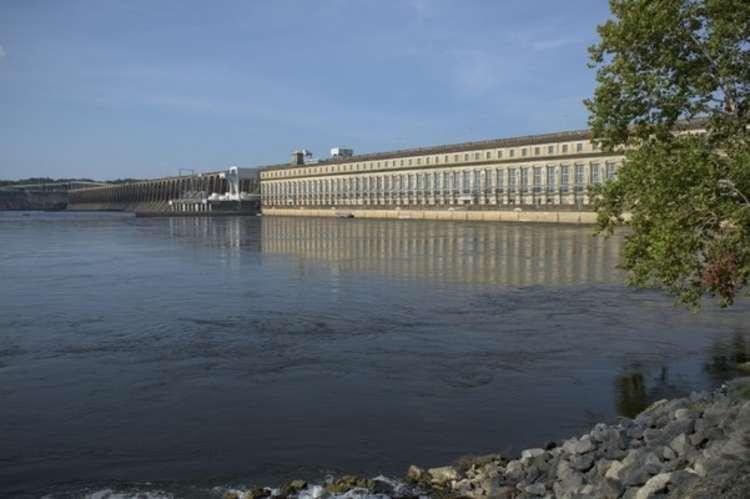 Wilson Dam and Reservoir