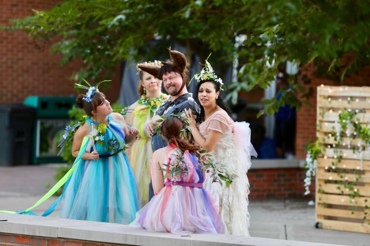 A Midsummer Night's Dream by Watershed Theatre