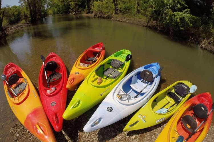 Higher Pursuits Canoes