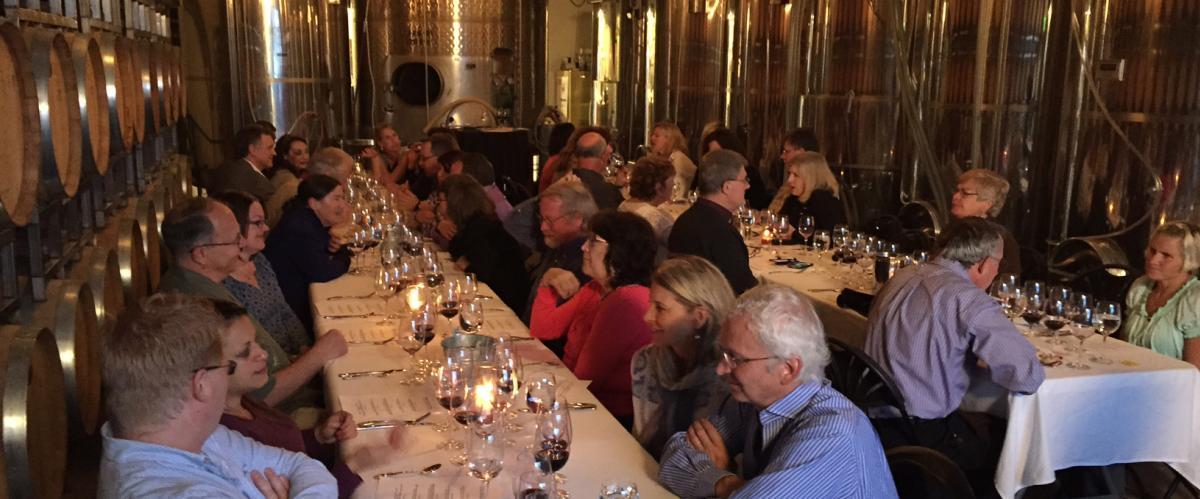 Bookcliff Vineyards Dinner