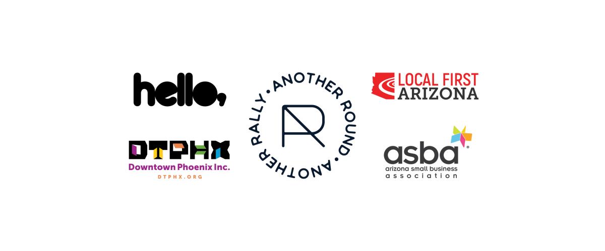 #TogetherWeRise Partner Logos