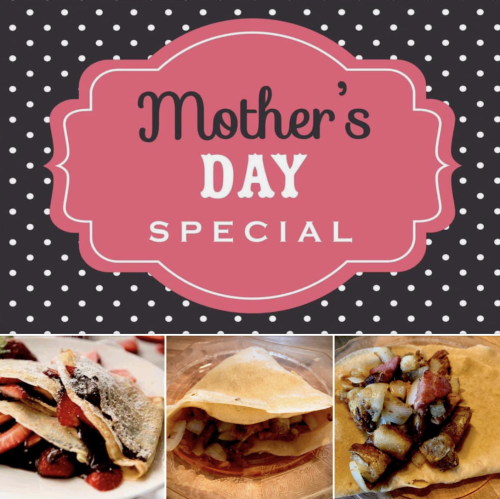 Mother's Day Specials at Octane Social House