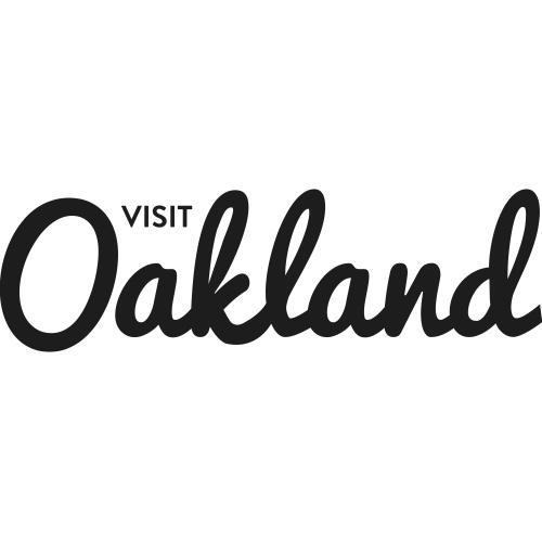 Visit Oakland logo