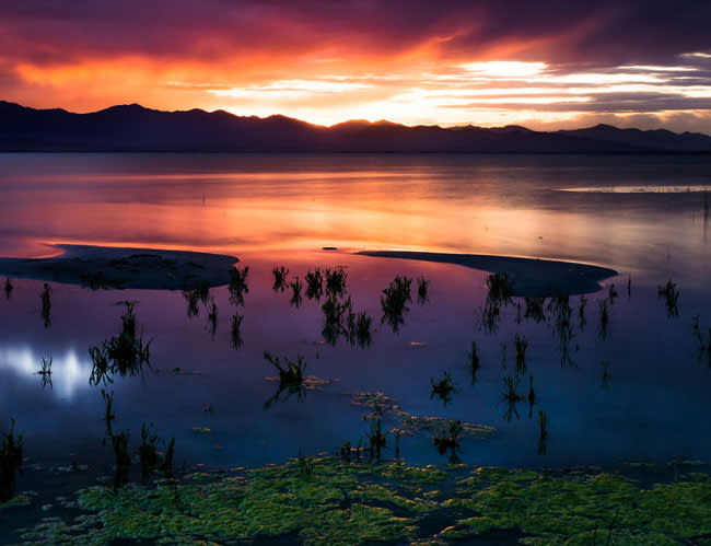 Natural Wonders - Utah Lake