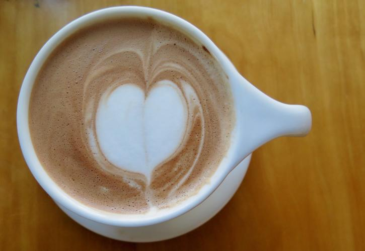 Hot Chocolate from Rocanini - Photo: John Lee