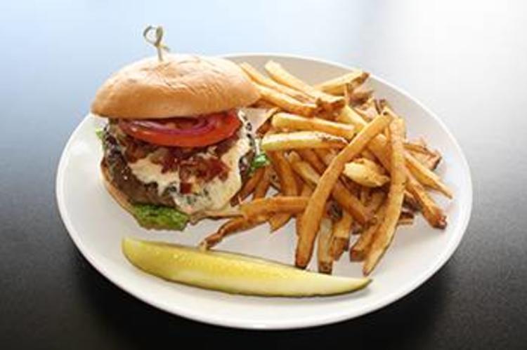 Simple Twist Burger