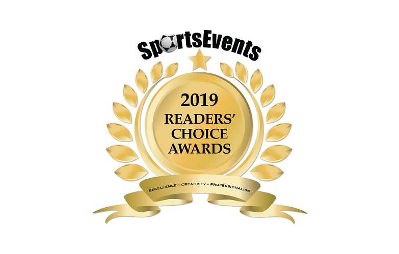 SportsEvents 2019 Readers' Choice Awards