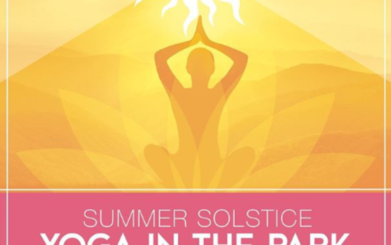 Canceled 2020 Summer Solstice Yoga In The Park