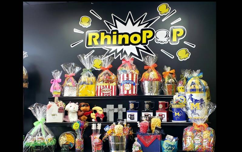 Rhino Pop Gift Baskets