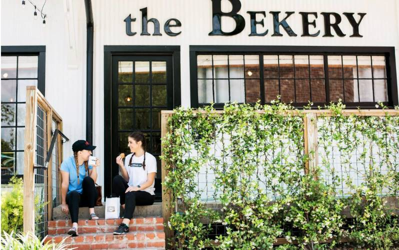 The Bekery Exterior
