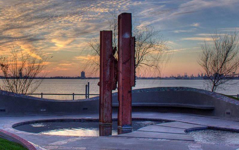 9/11 Memorial Lake Charles