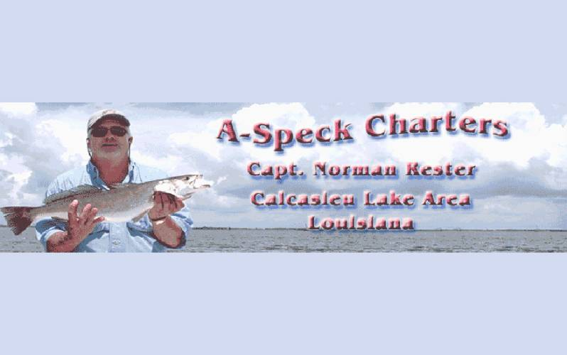 A Speck Charters