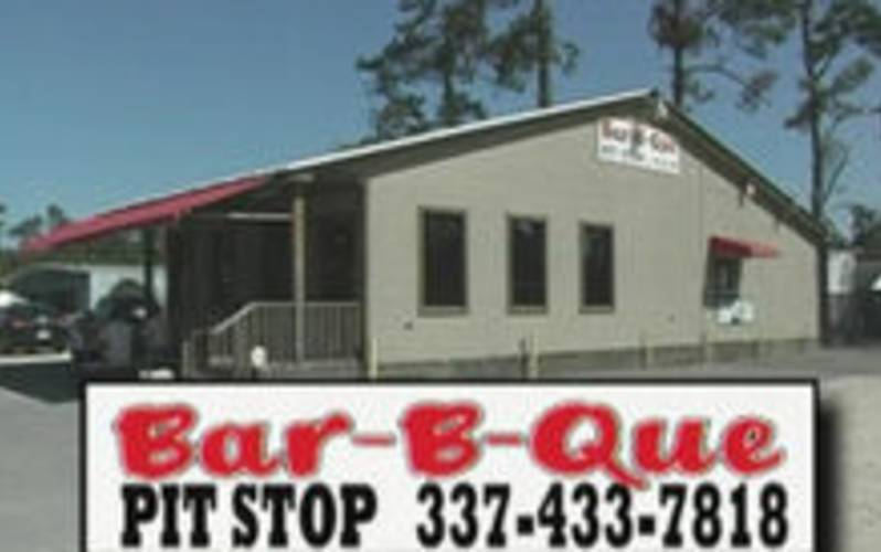 Bar-B-Que Pit Stop