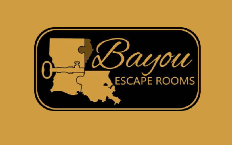 Bayou Escape Rooms logo