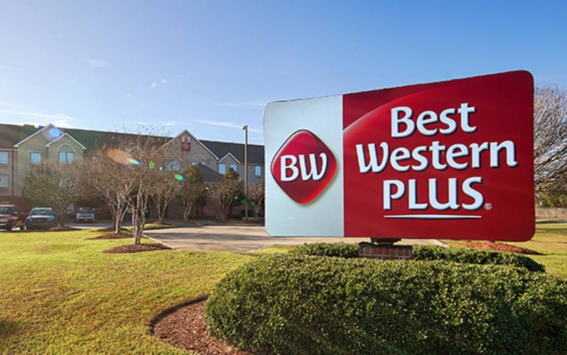 Best Western Plus Sulphur
