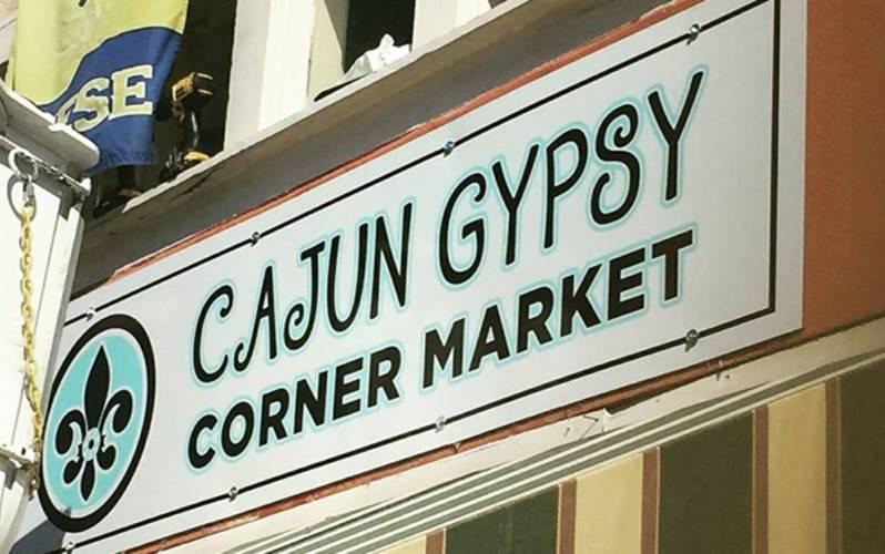 Cajun Gypsy Corner Market