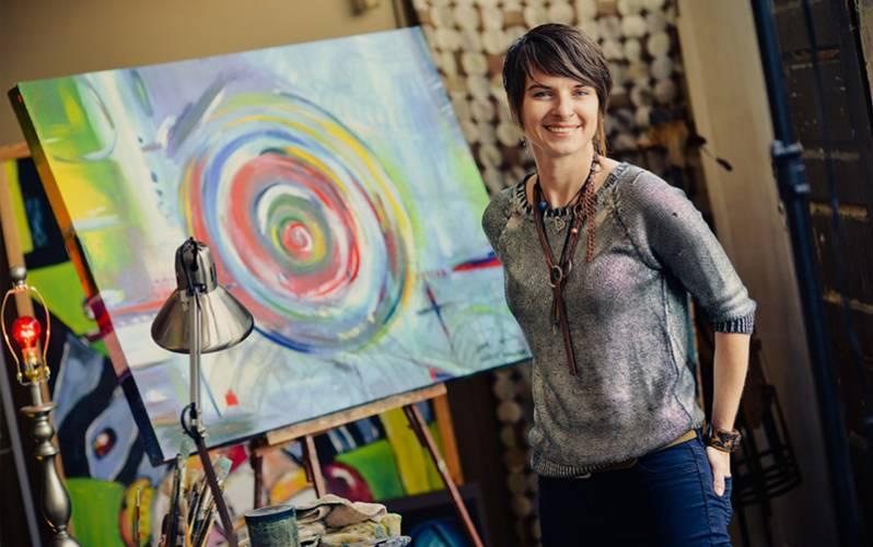 Candice Alexander Art Studio_4.30.2016