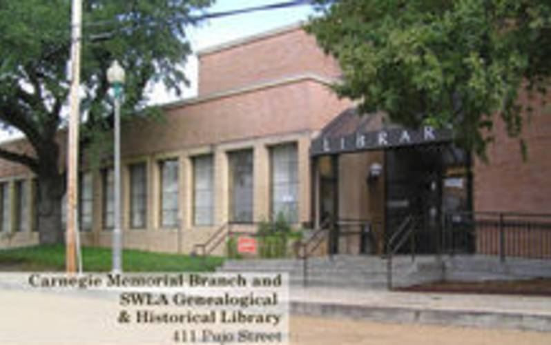 Carnegie Memorial Library