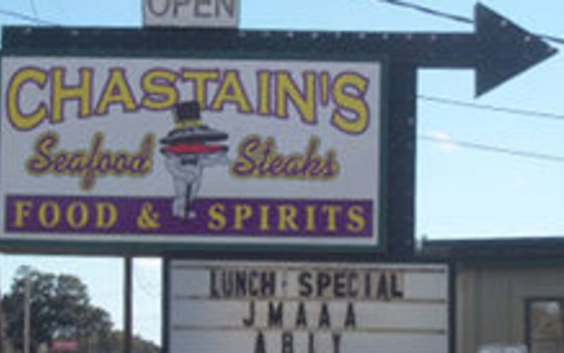 Chastain's