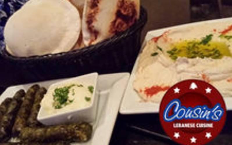 Cousin's Lebanese Cuisine