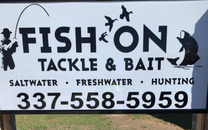 Fish On Bait & Tackle