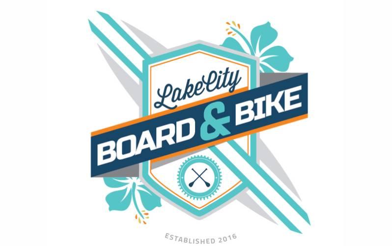 Lakecity Board and Bike