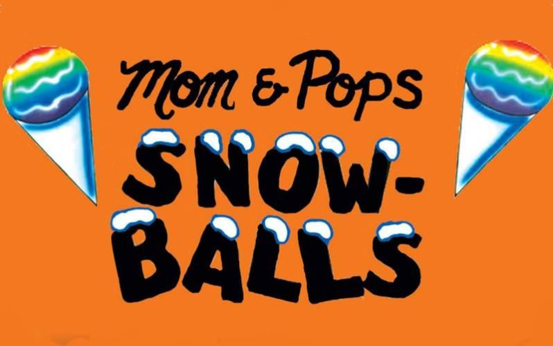 Moms & Pops Snowballs