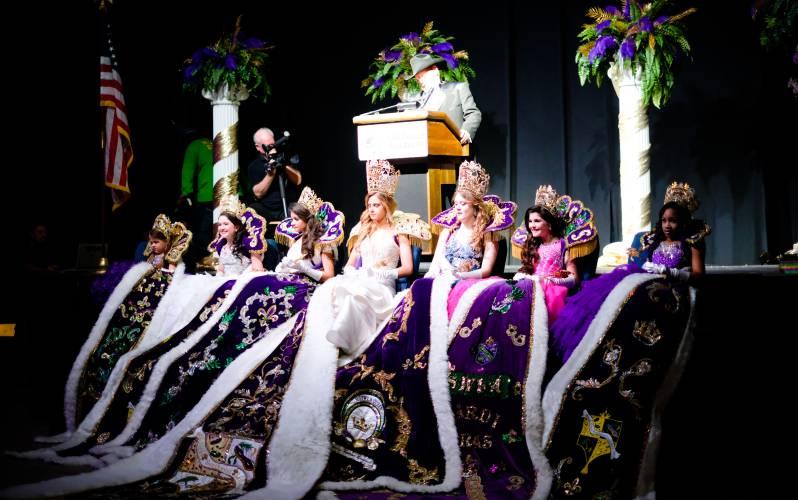 2020 Lake Charles Civic Center Kids Halloween 2020 Mardi Gras Royal Gala