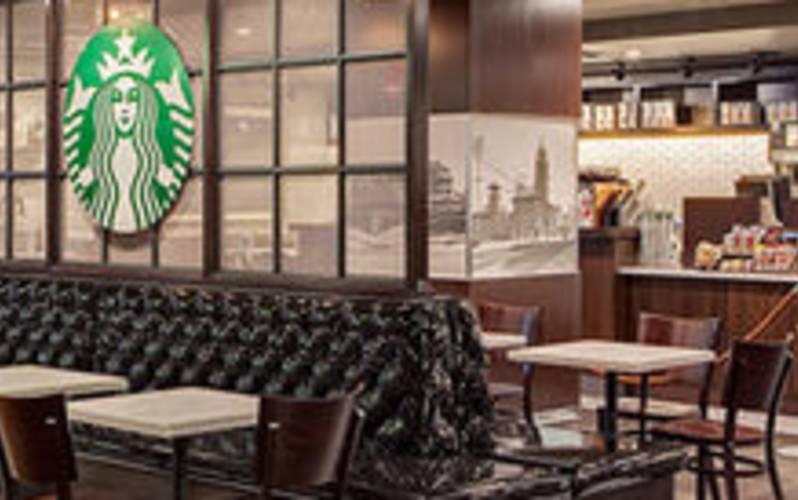 Starbucks Golden Nugget