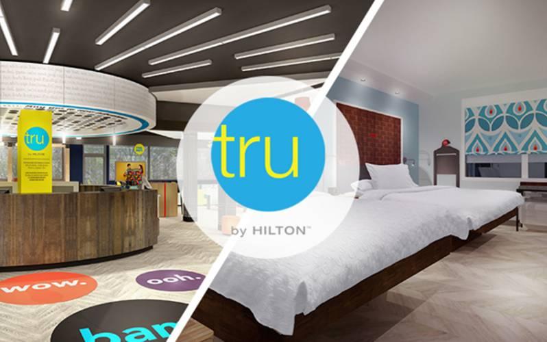 Tru by Hilton-rendering