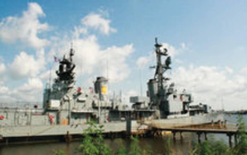 USS Orleck