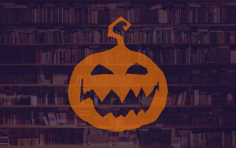 Central Library's Haunted House Escape Room
