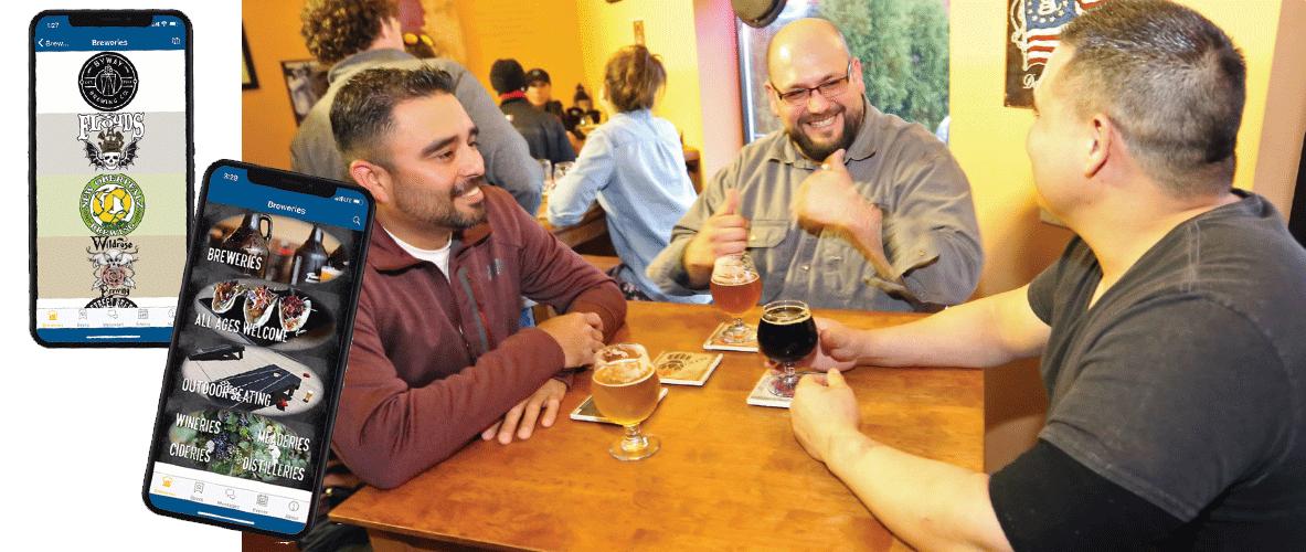 Brewery Trail App