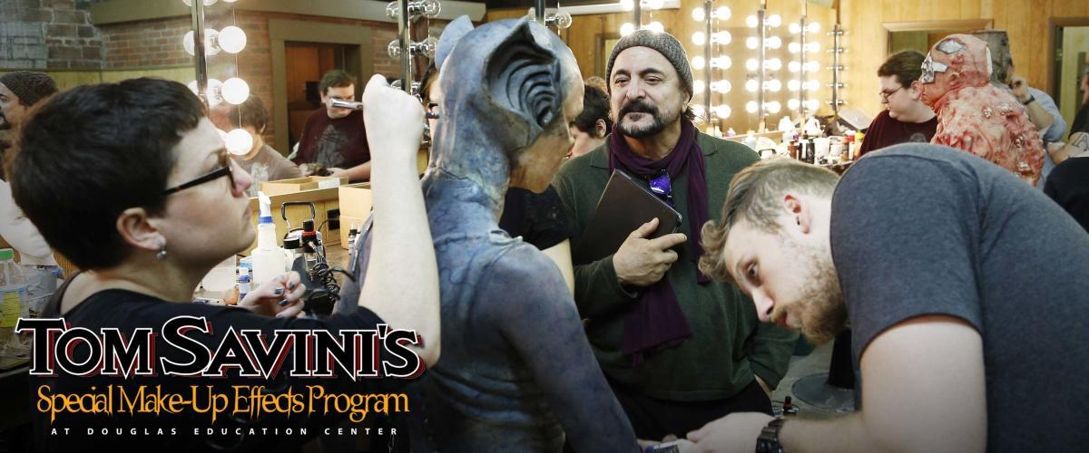 Douglas Education Center - Tom Savini Special Make-Up Effects Program